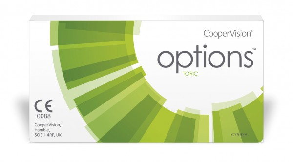 options TORIC - 6er Box