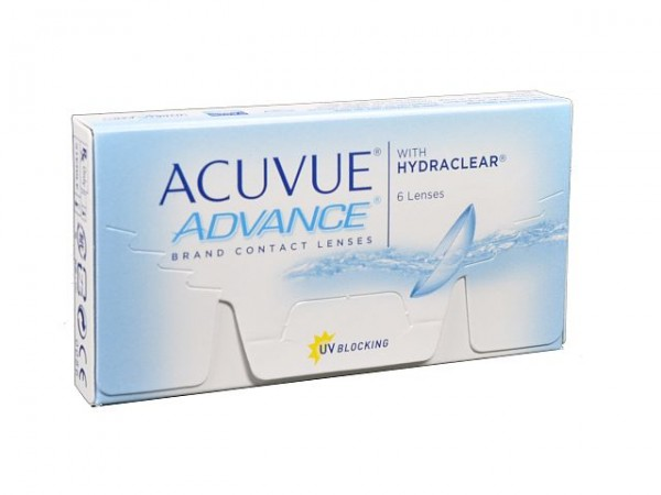 ACUVUE ADVANCE - 6er Box