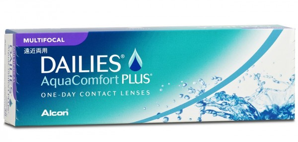 DAILIES AquaComfort PLUS MULTIFOCAL - 30er Box