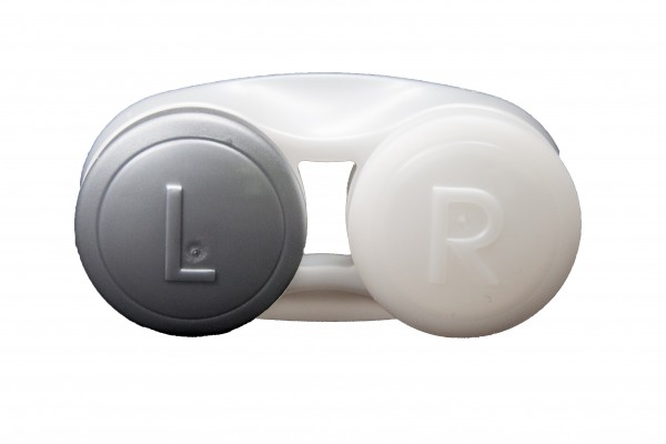 Linsenbehälter - flach