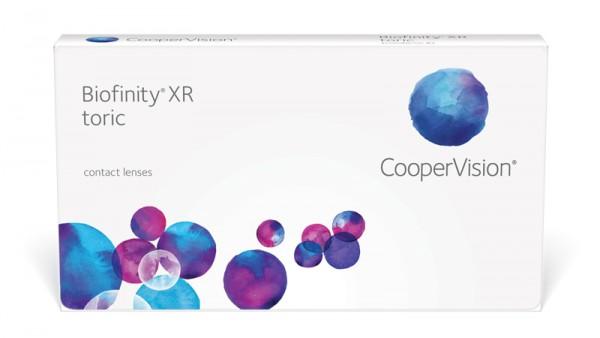 Biofinity XR toric - 6er Box