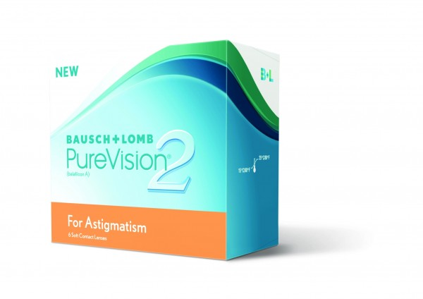 PureVision 2 For Astigmatism - 6er Box