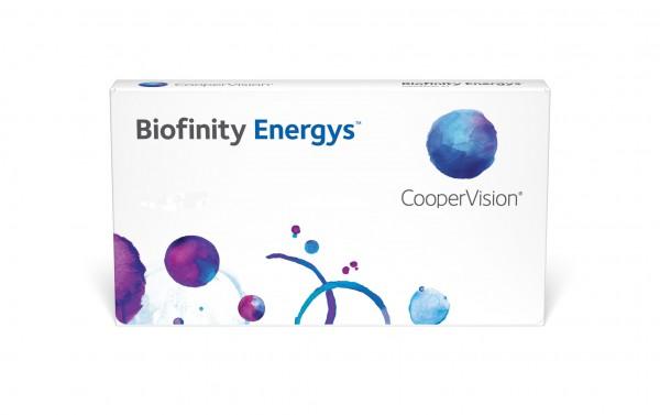 Biofinity Energys - 3er Box