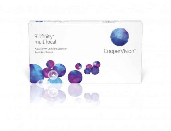 Biofinity multifocal - 6er Box