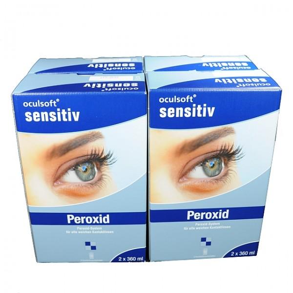 oculsoft sensitiv Peroxid (AOSept Plus) - Jahresbedarf