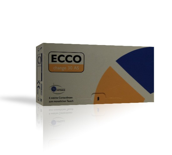 ECCO change 30 AS - 6er Box