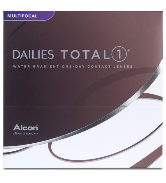 DAILIES TOTAL 1 MULTIFOCAL - 90er Box