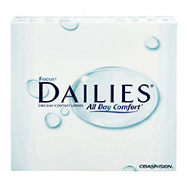 FOCUS DAILIES All Day Comfort - 90er