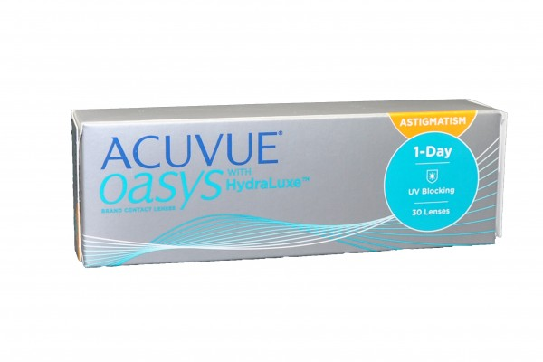 ACUVUE oasys 1-Day for ASTIGMATISM - 30er Box