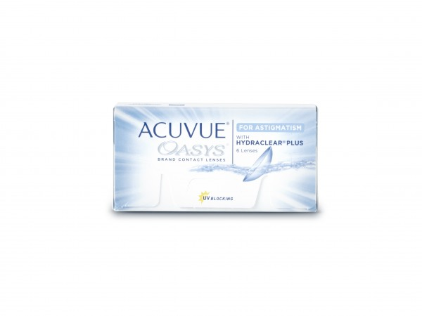ACUVUE Oasys for Astigmatism - 12er Box