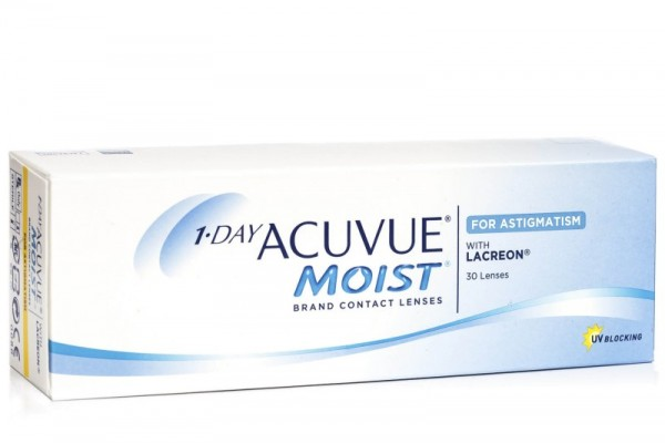 1-DAY ACUVUE MOIST MULTIFOCAL - 30er Box