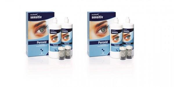 oculsoft sensitiv Peroxid (AOSept Plus) - 6 Monatsbedarf