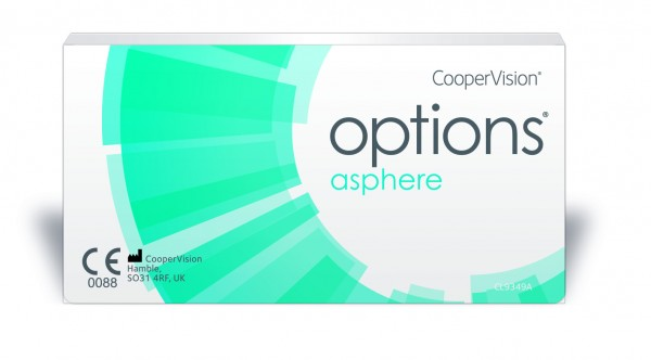 options ASPHERE - 6er Box