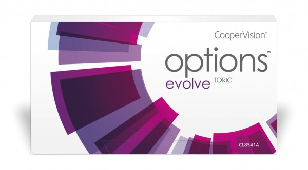 options EVOLVE TORIC - 6er Box