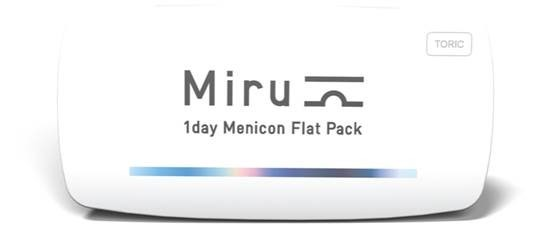 Miru 1day Flat Pack toric - 3x30er Box