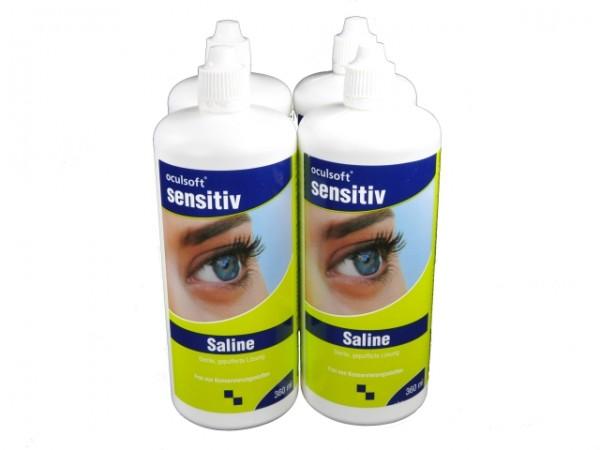 Kochsalzlösung sensitiv Saline - Jahresbedarf