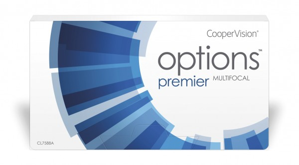 options premier MULTIFOCAL - 6er Box