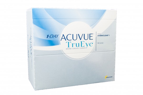 1-DAY ACUVUE TruEye - 180er Box