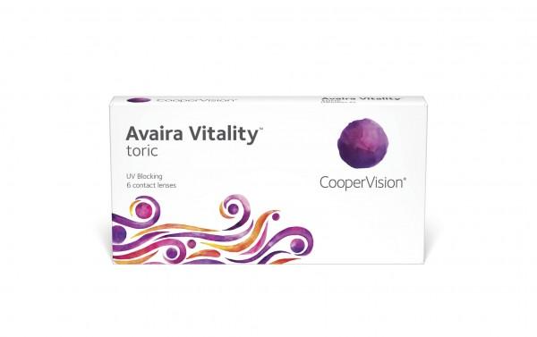 Avaira Vitality toric - 6er Box