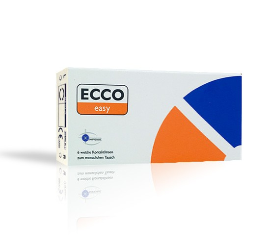 ECCO easy - 6er Box