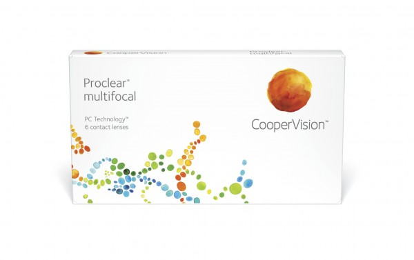 Proclear multifocal - 6er Box