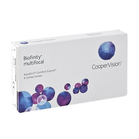 Biofinity multifocal - 3er Box