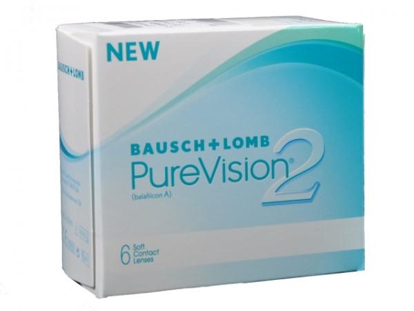 PureVision 2 - 6er Box