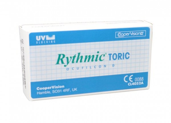 Rythmic TORIC - 6er Box