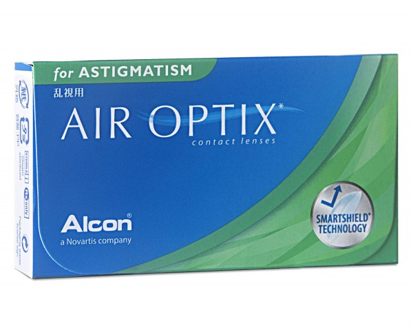 AIR OPTIX for ASTIGMATISM - 3er Box
