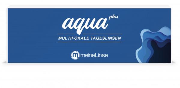 aqua plus MULTIFOKALE TAGESLINSE - 30er Box