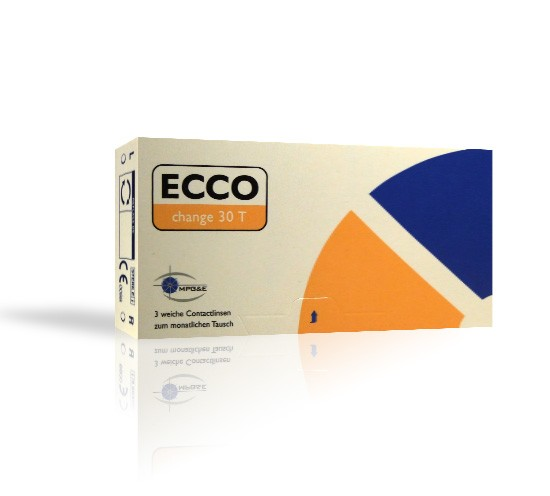 ECCO change 30 T - 3er Box