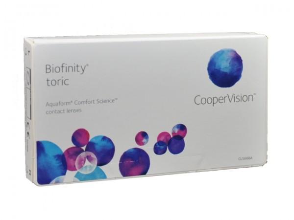 Biofinity toric - 3er Box