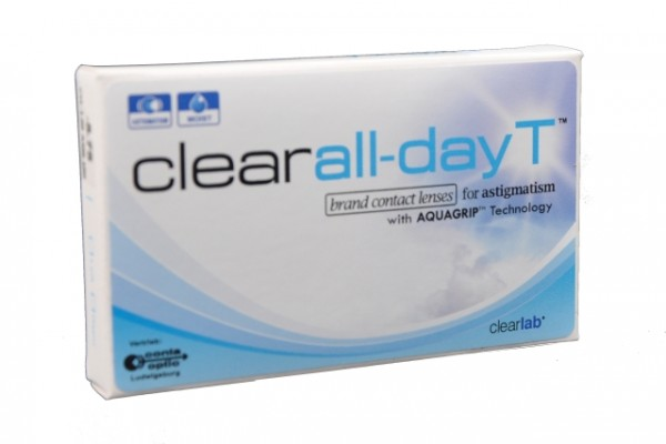 clear all-day T - 6er Box
