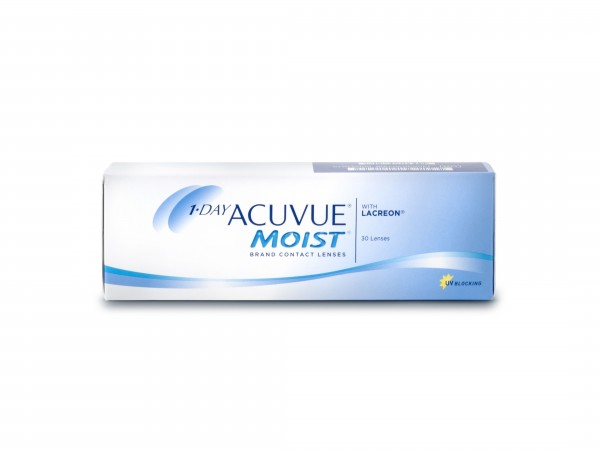 1-DAY ACUVUE MOIST - 30er Box