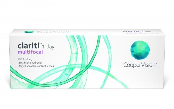 clariti 1 day multifocal - 30er Box