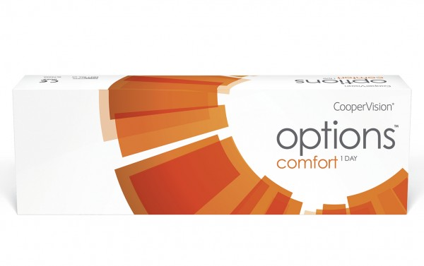 options comfort 1 DAY - 30er Box