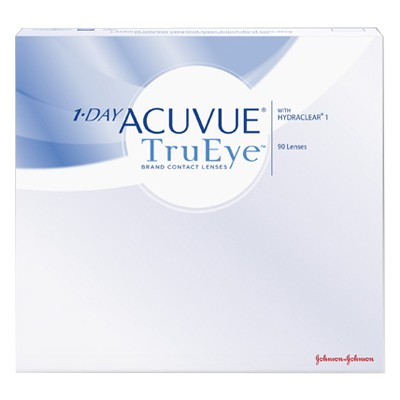 1-DAY ACUVUE TruEye - 90er Box