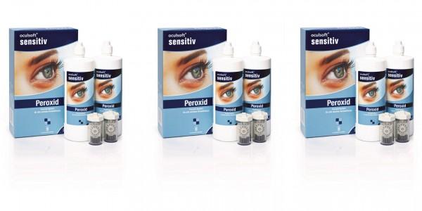 sensitiv Peroxid (AOSept Plus) - 9 Monatsbedarf