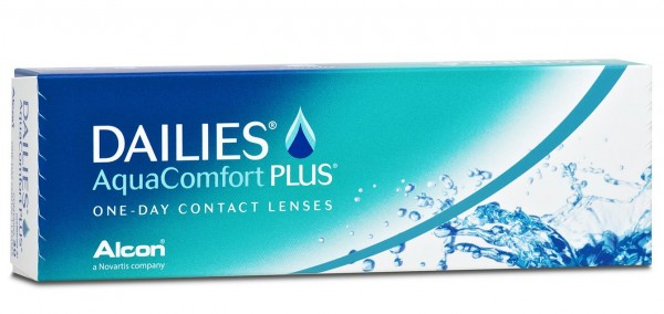 DAILIES AquaComfort PLUS - 30er Box