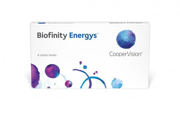 Biofinity Energys - 6er Box