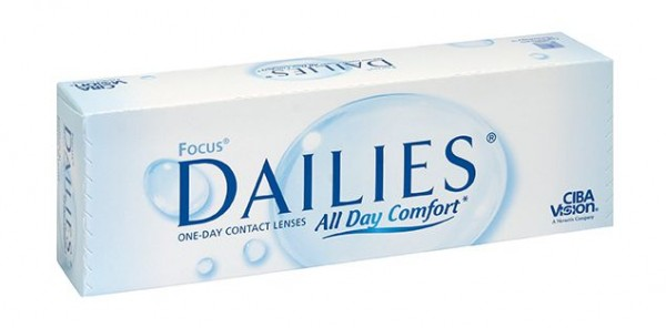 FOCUS DAILIES All Day Comfort - 30er