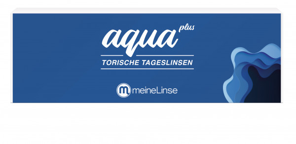 aqua plus TORISCHE TAGESLINSEN