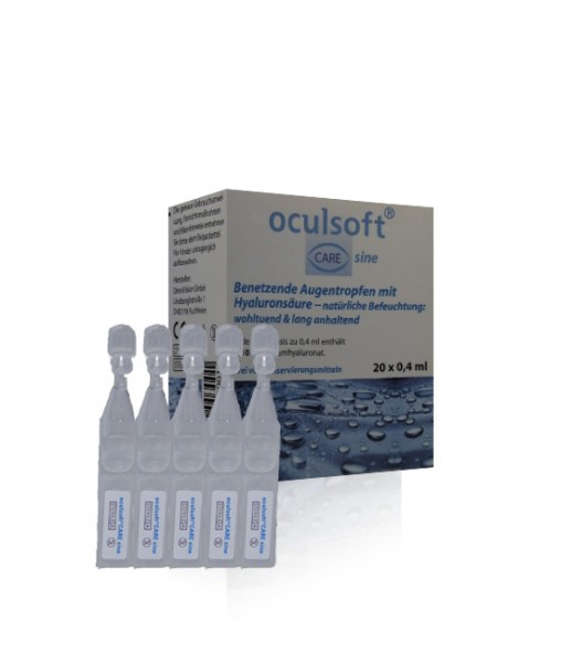 oculsoft CARE sine