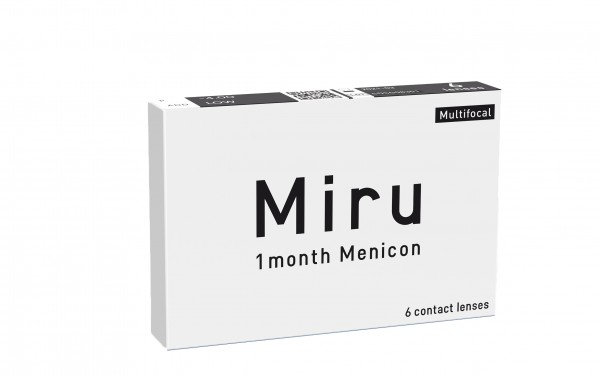 Miru 1 month Multifocal - 6er Box