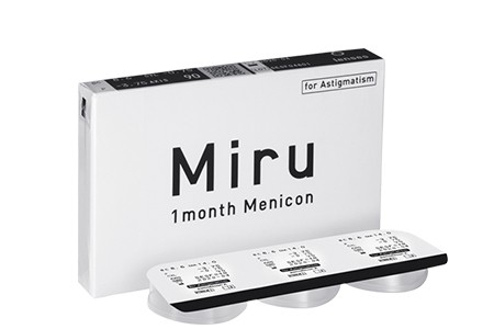 Miru 1 month for Astigmatism - 6er Box