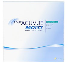 1-DAY ACUVUE MOIST MULTIFOCAL - 90er Box