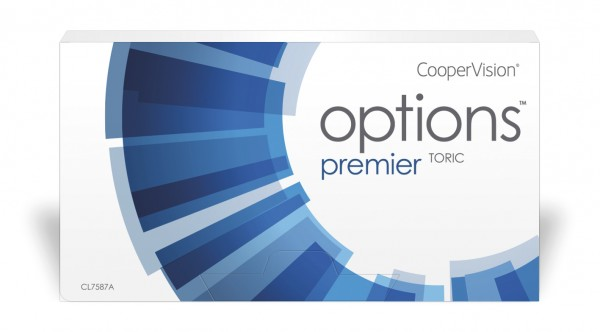 options premier TORIC - 3er Box