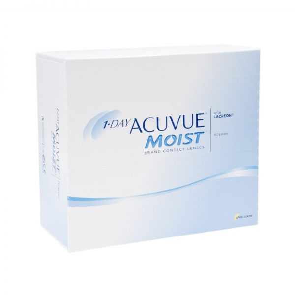 1-DAY ACUVUE MOIST - 180er Box