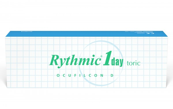 Rythmic 1 day toric - 30er Box
