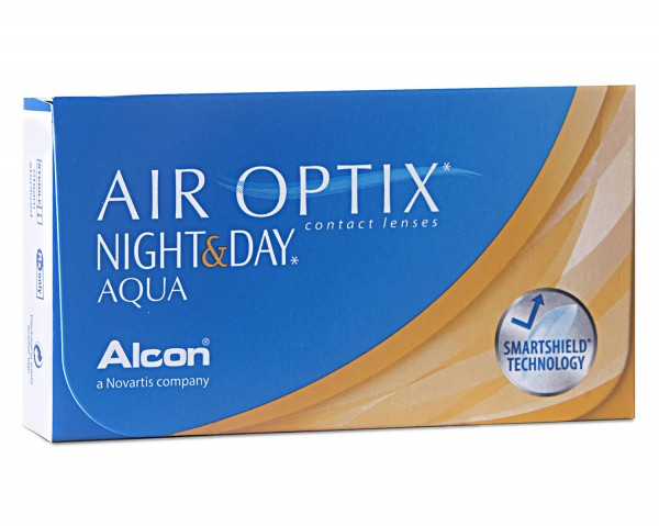 AIR OPTIX NIGHT & DAY AQUA - 3er Box